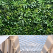 kunstgroen green wall