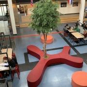 Acacia Bush kunstboom 4 meter hoog